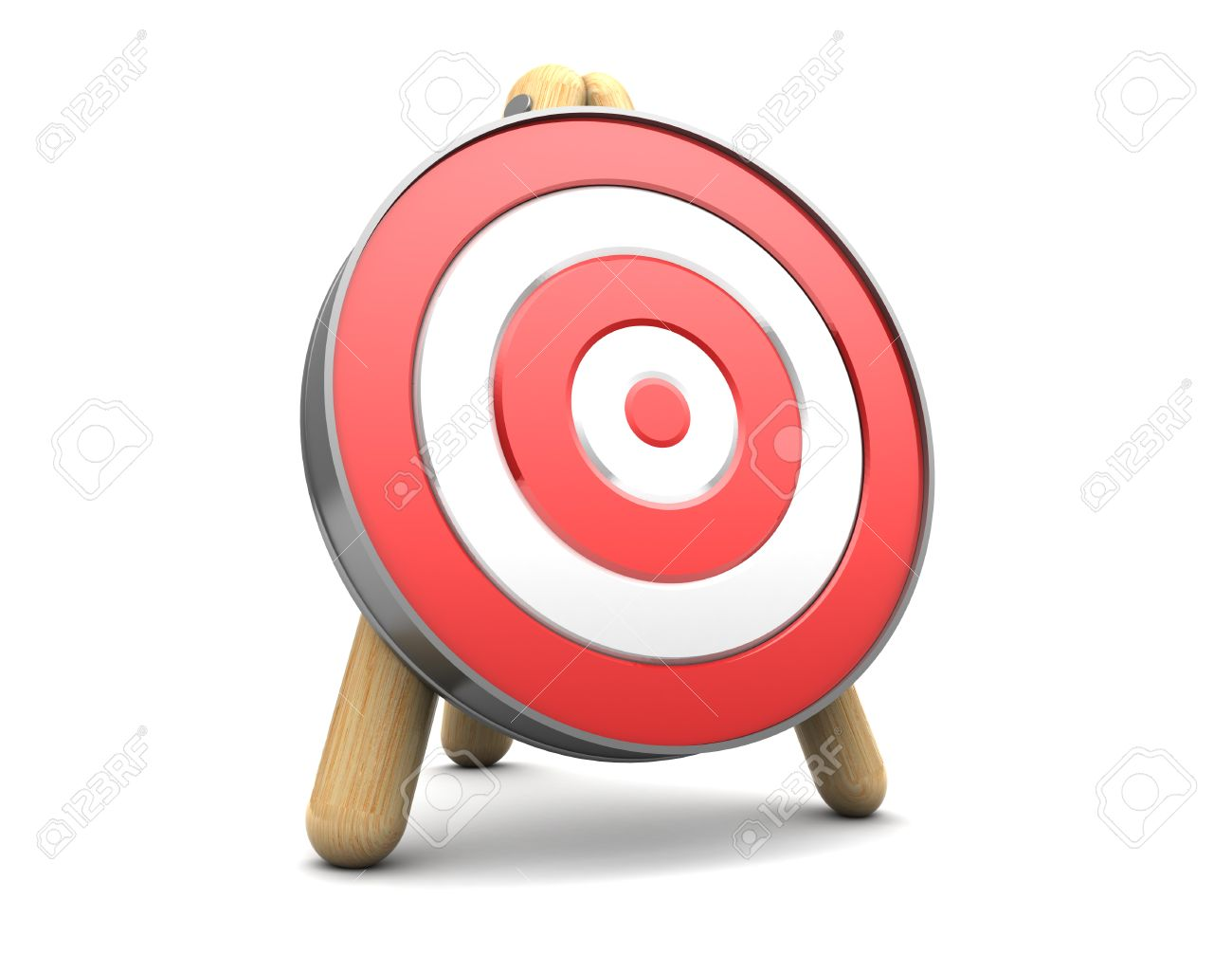 3d Illustration Of Target Stand Over White Background Stock Photo Picture And Royalty Free Image Image 38919100 Target stand with 3 legs for minium 70cm targets height assembled approx. 3d illustration of target stand over white background