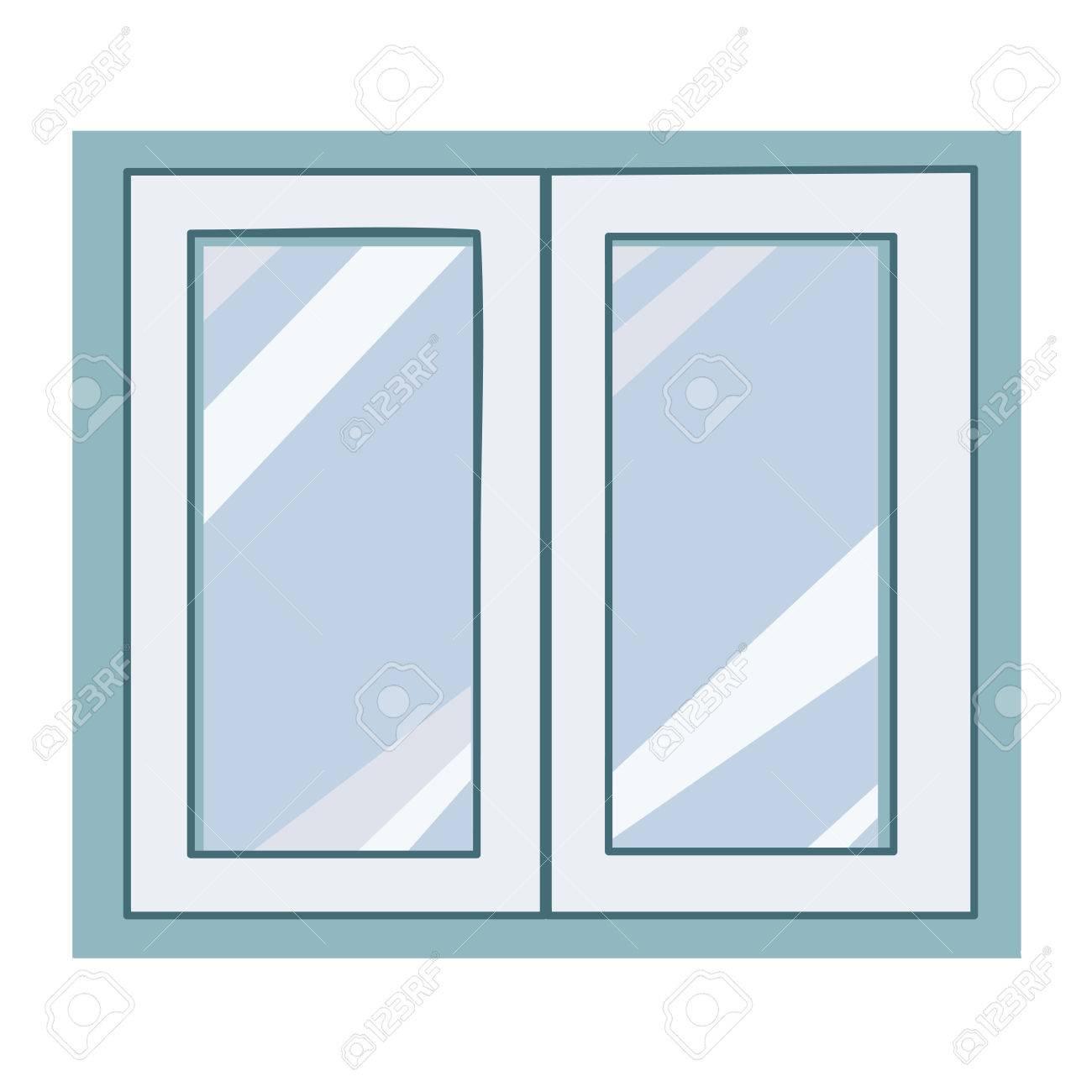 Fenster Geschlossen Clipart