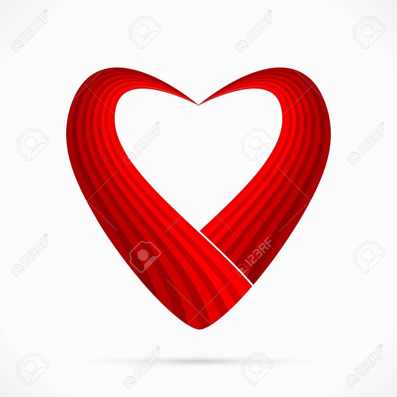 Lujoso Los Patrones De Crochet Corazón Rojo Para Mantas De Bebé ...