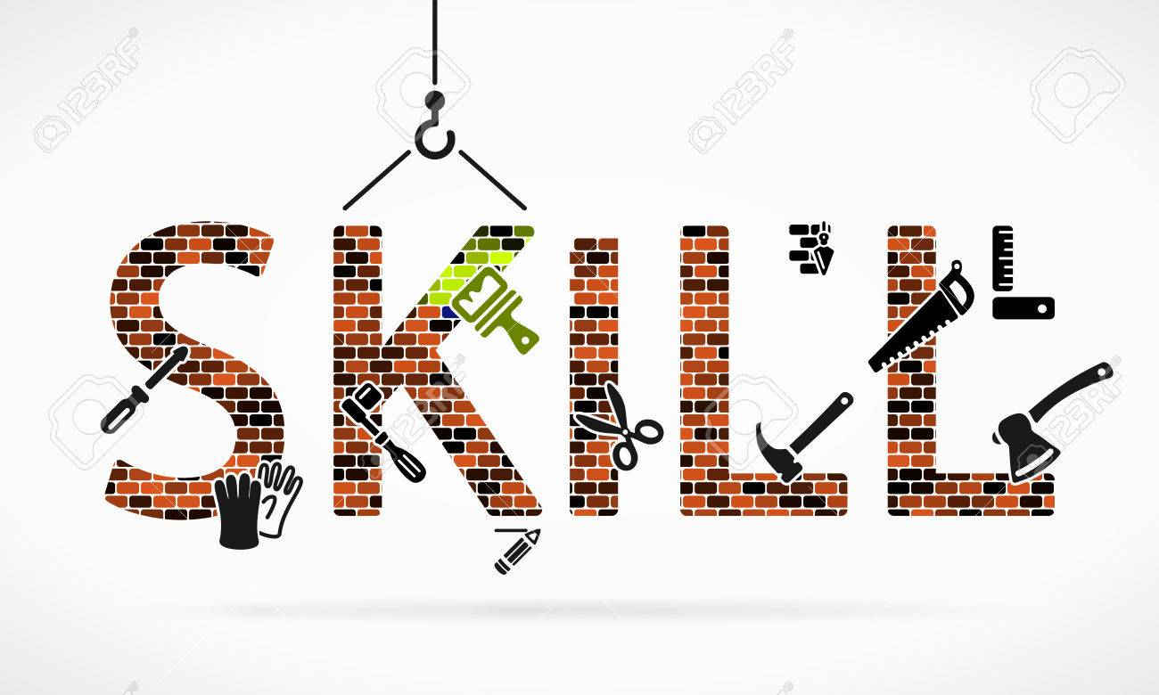 skill set stock photos pictures royalty skill set images skill set skill illustration
