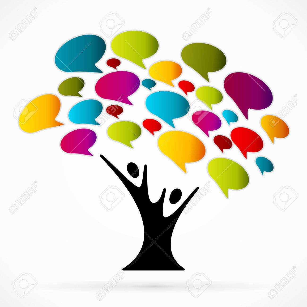 Communication tree - 32278964