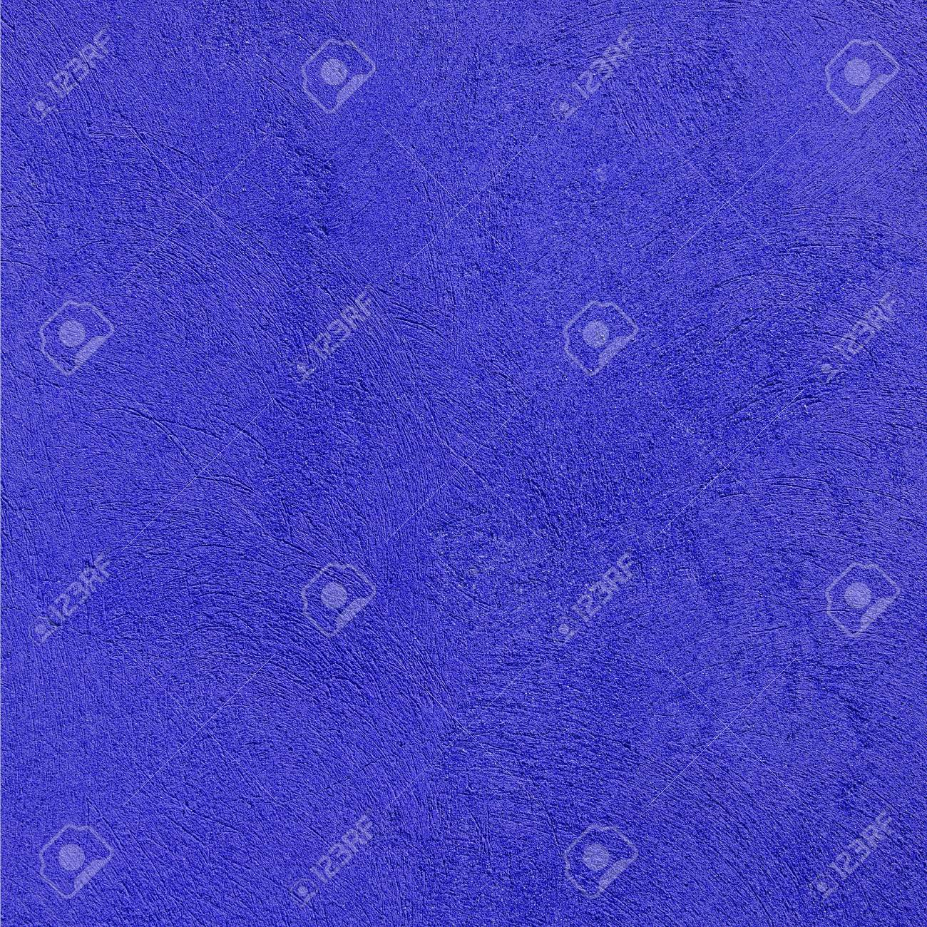Blue wall background or texture Stock Photo - 15903258