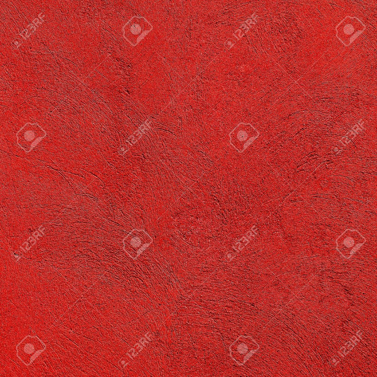 Red wall background or texture Stock Photo - 16983822