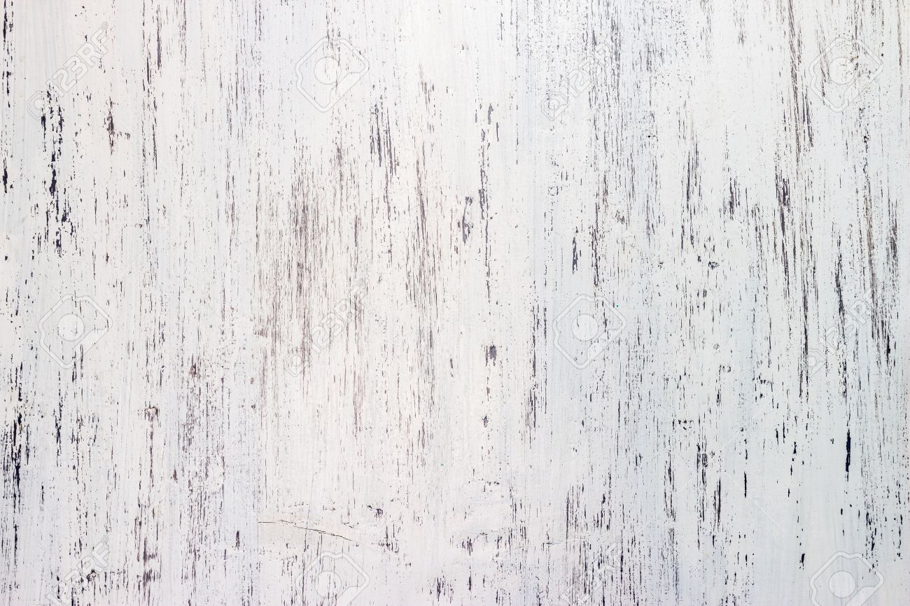 Stock Photo   White Wood Texture With Natural Patterns Background