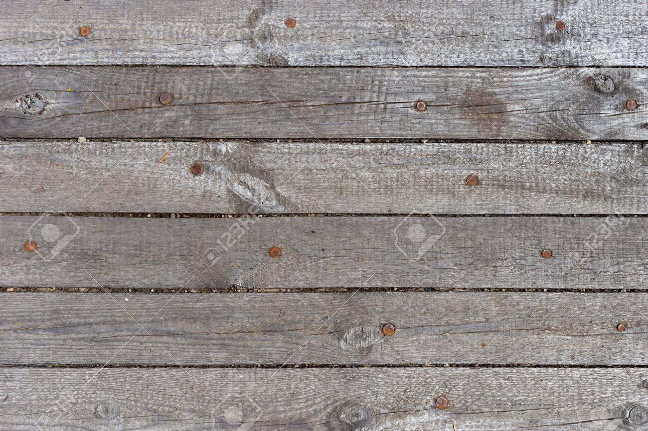 The old wood texture with natural patterns. - 149785987