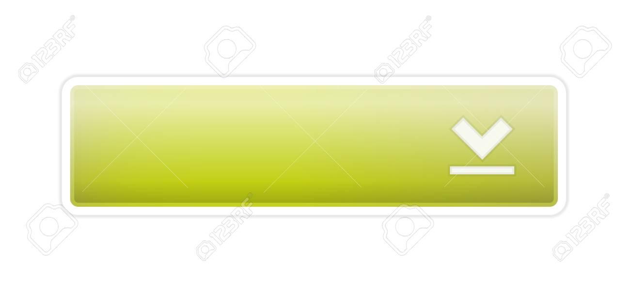 Der Download Grüne Taste Mit Weißem Rahmen Lizenzfrei Nutzbare ...