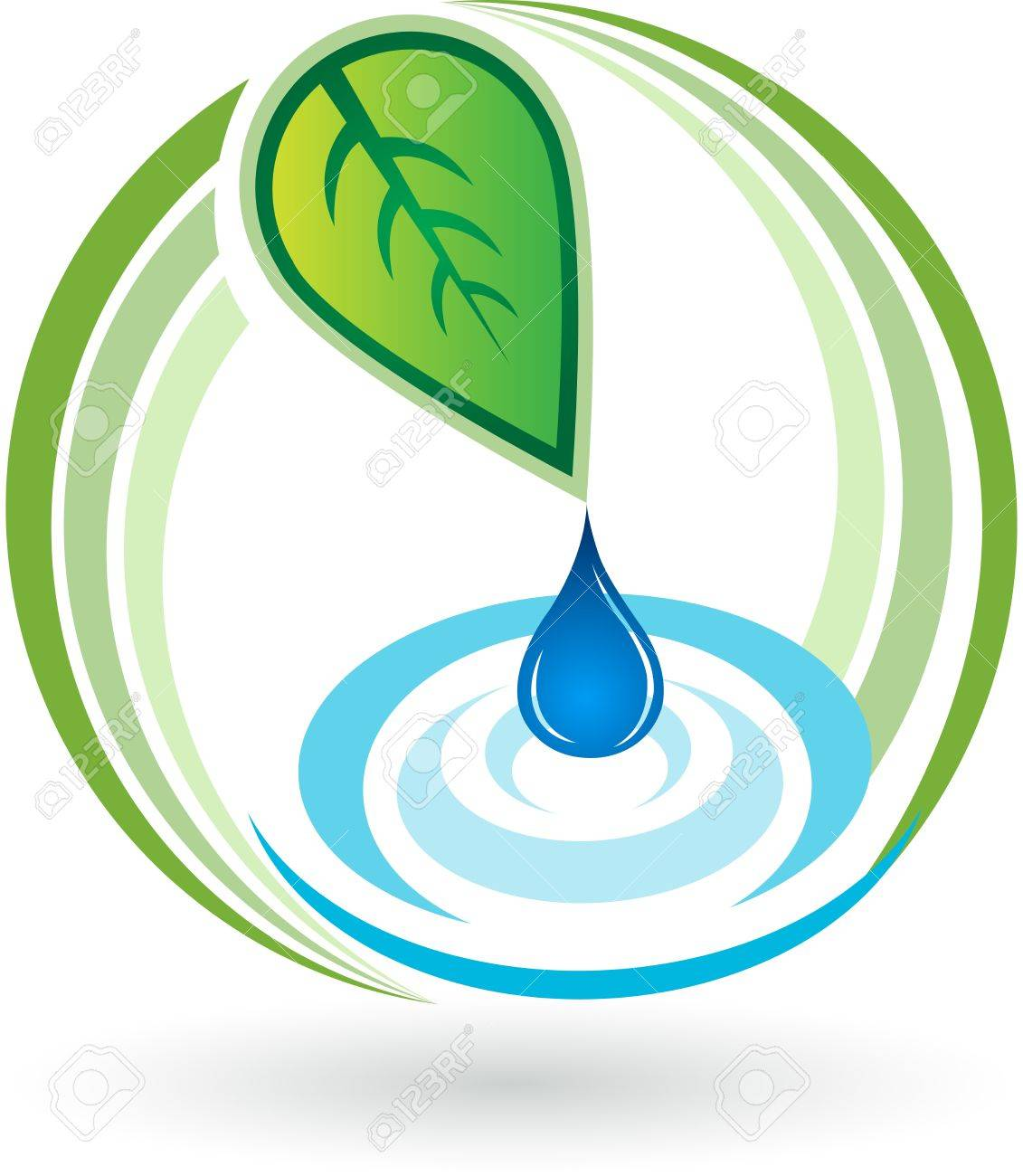 illustration art of a water ripples thumbnail with isolated rh 123rf com water ripple vector free water ripple pattern vector