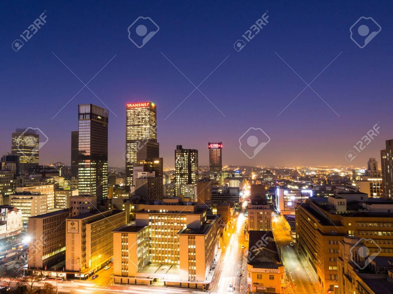 ヨハネスブルグ、南アフリカ - 2016 年 6 月 15 日: ヨハネスブルグの ...