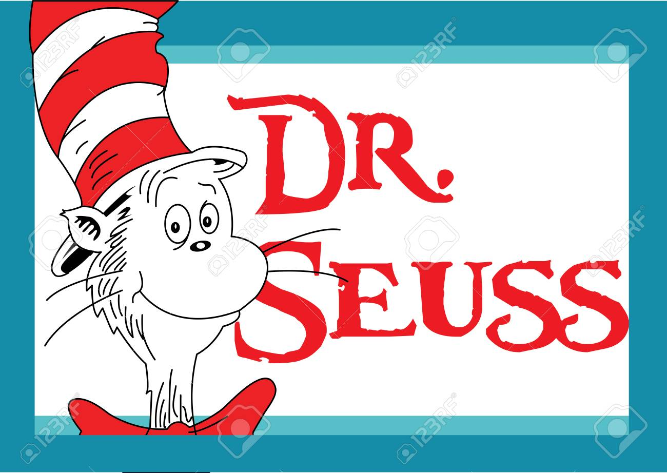 vector illustration day of dr. seuss. royalty free cliparts, vectors, and  stock illustration. image 123917068.  123rf