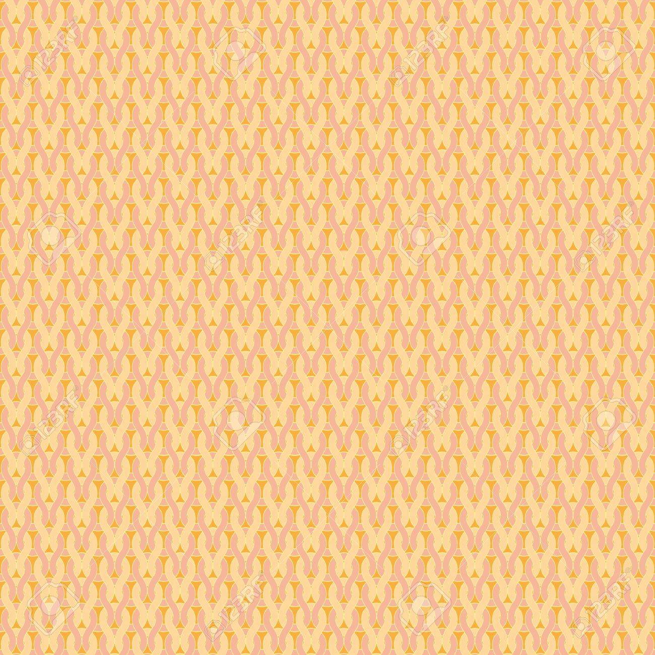 Seamless Boucle Knitted Pattern Royalty Free Cliparts, Vectors, And ...