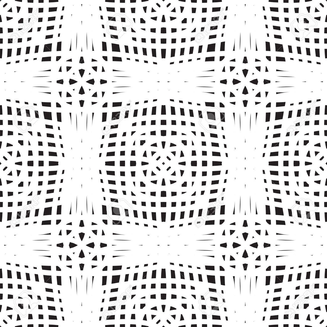 Crochet texture, white seamless pattern Stock Vector - 15164501