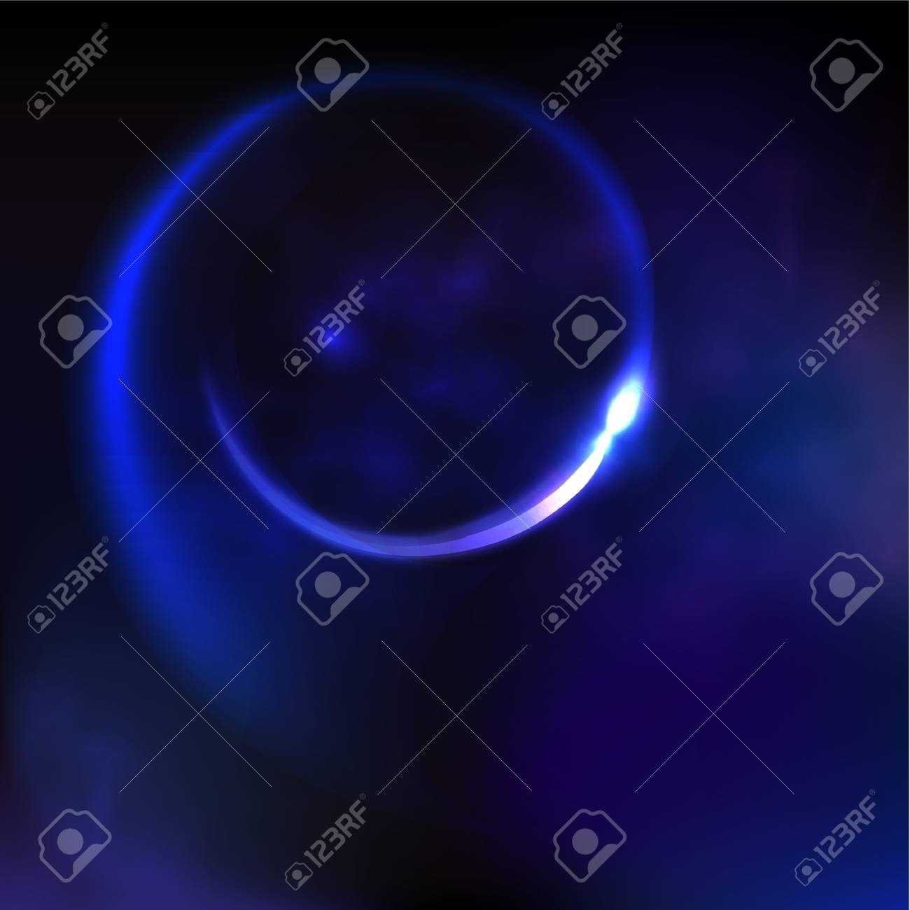 Abstract space background Stock Vector - 20230723