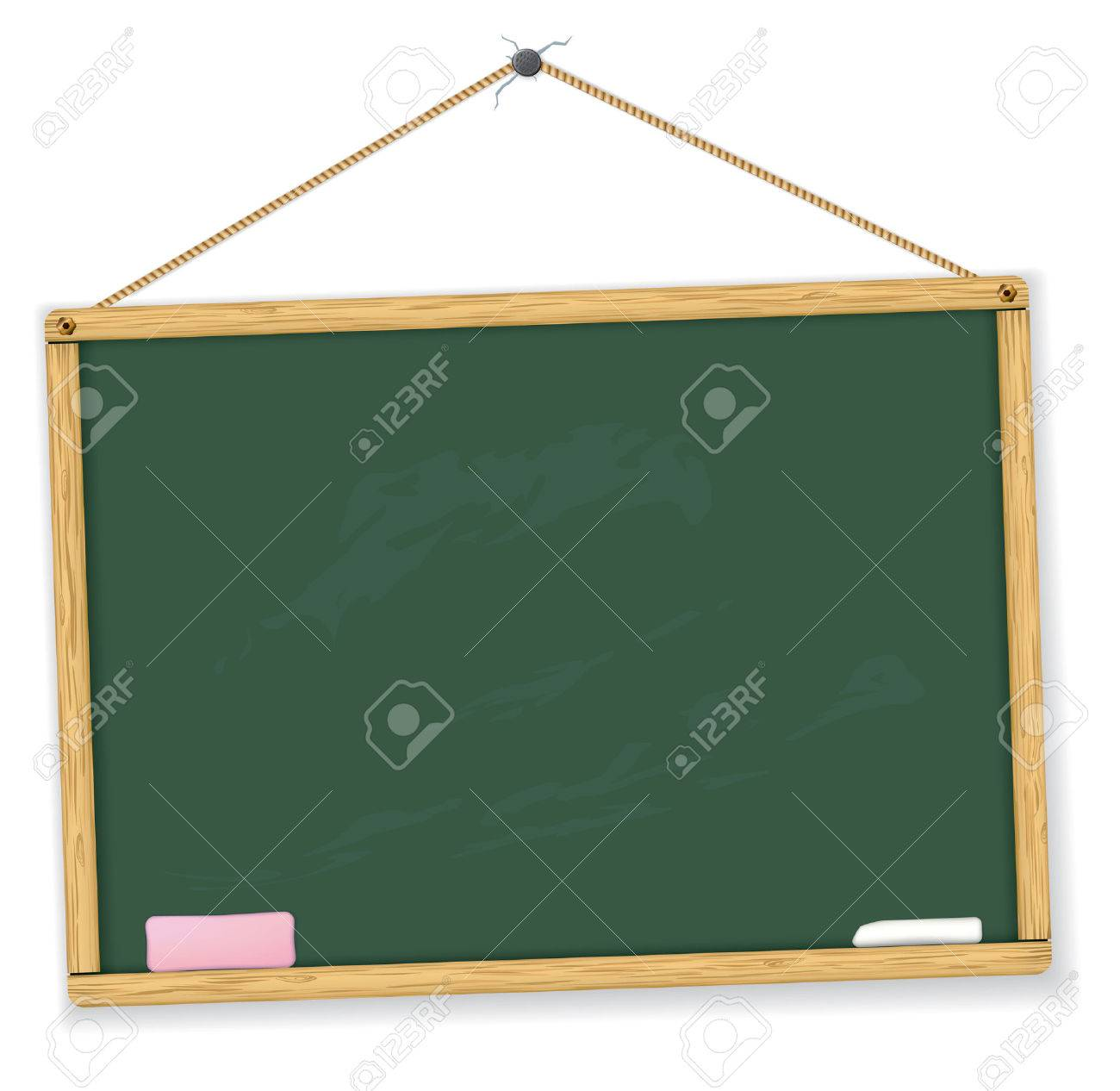 blackboard. Highly detailed. Easy to edit. Education collection. - 5658016