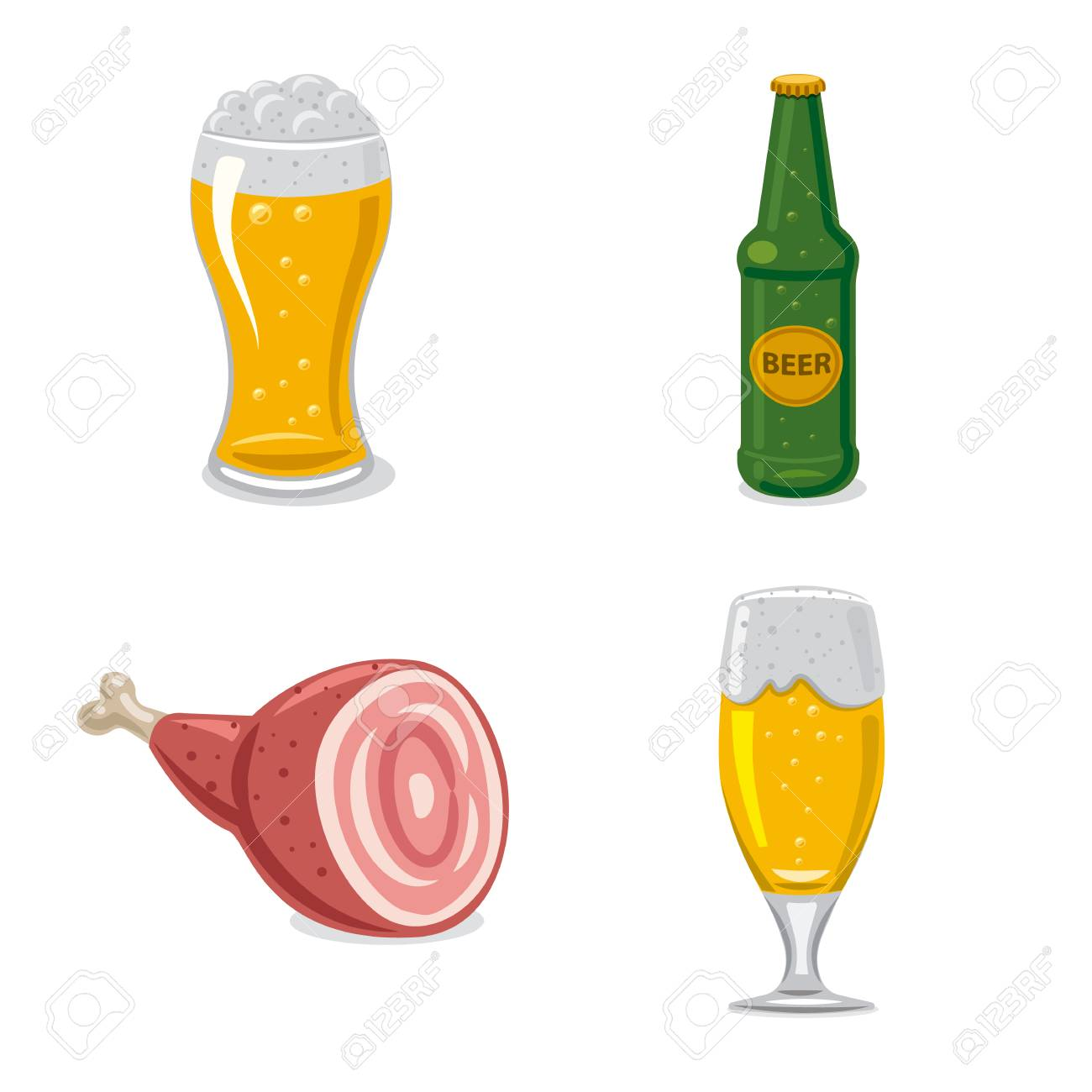 Vector design of pub and bar logo. Collection of pub and interior stock vector illustration. - 114563978