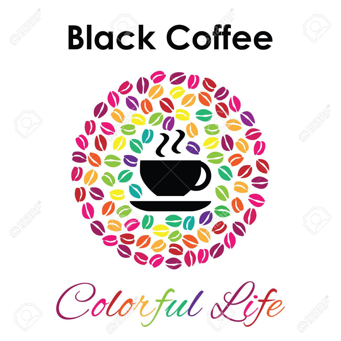 Top Stylish Design For Coffee Shop Or Cafe, Vector Icon Or Logo Coffee KI22