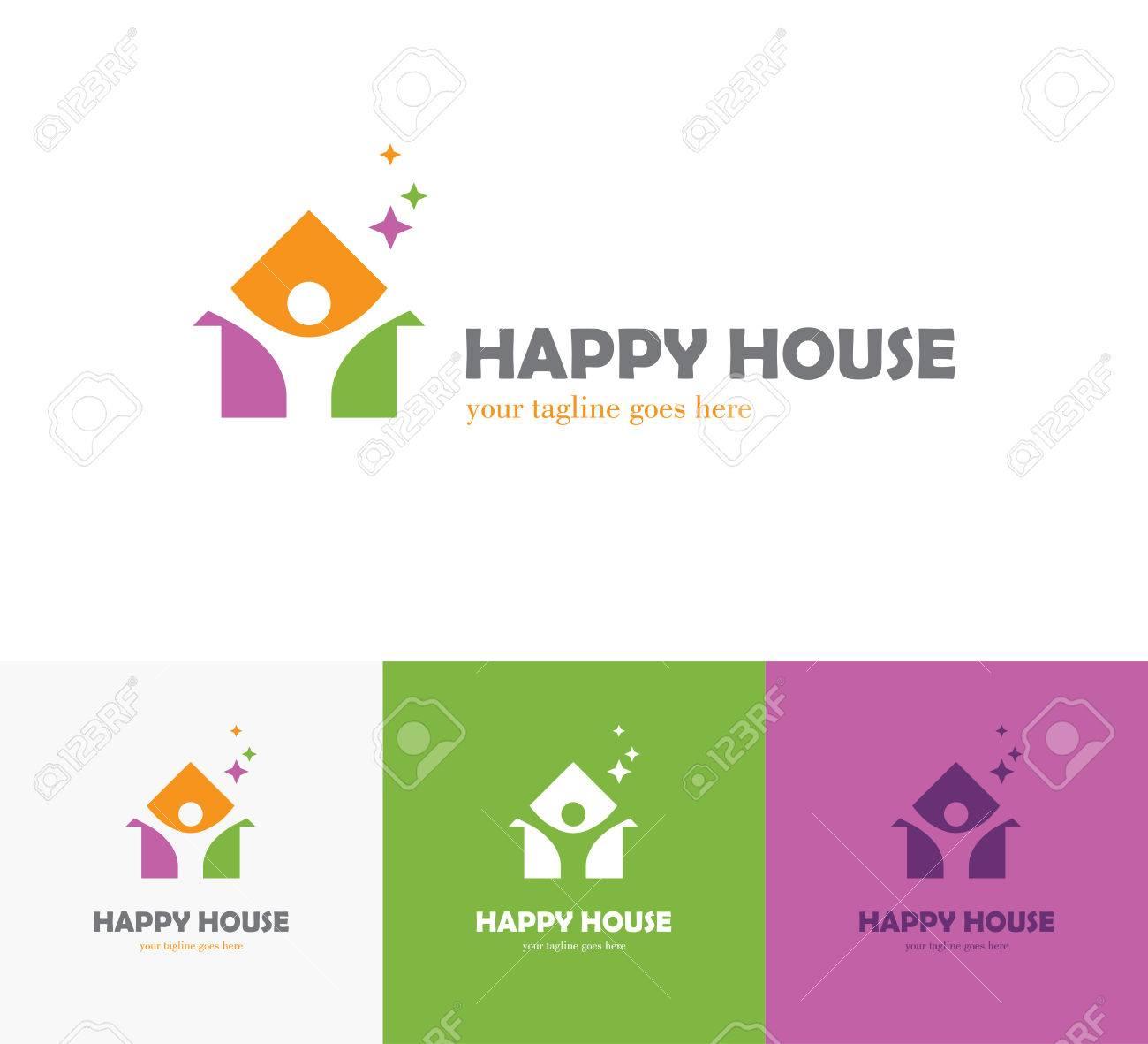 free home care logo design home care logo stock vector illustration - Home Health Logo Design