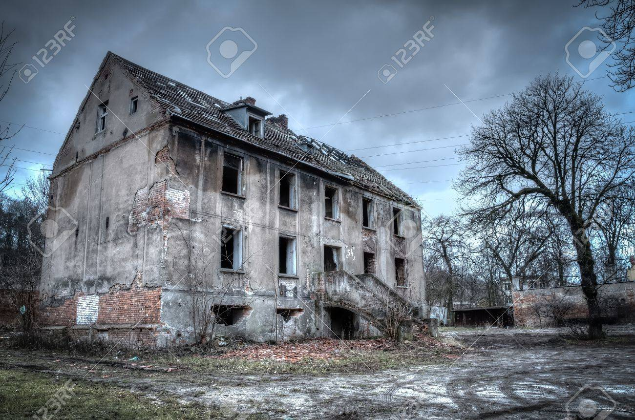 Ruin home