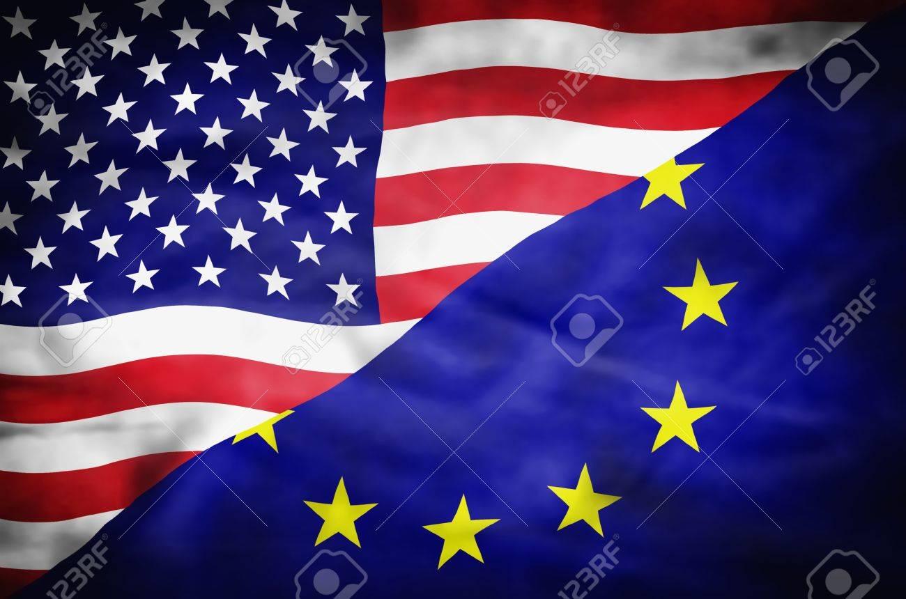 Vereinigten Staaten Von Amerika Und Der Europäischen Union ...
