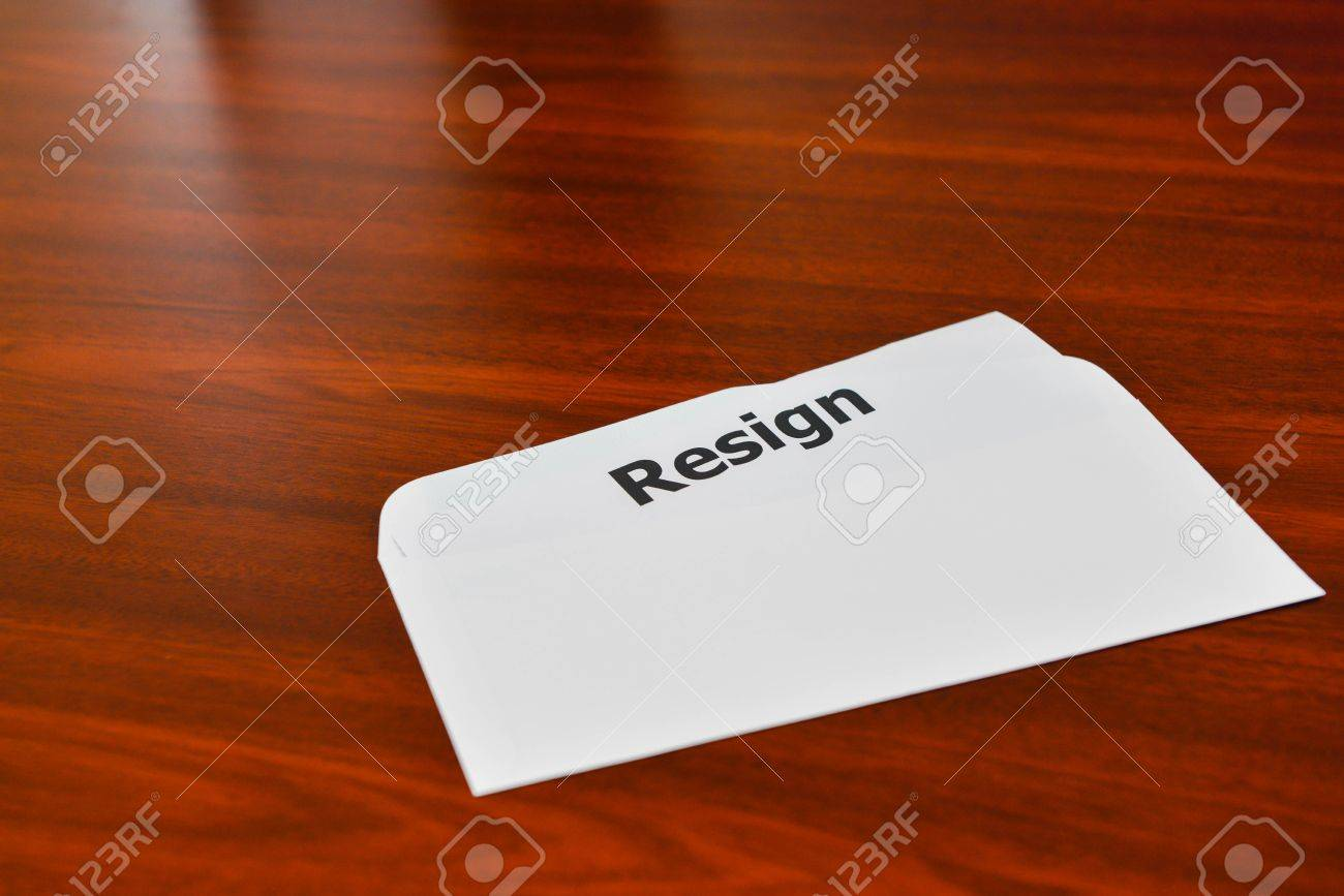 Resignation letter in the envelope on the wooden table stock photo resignation letter in the envelope on the wooden table stock photo 80649429 spiritdancerdesigns Gallery