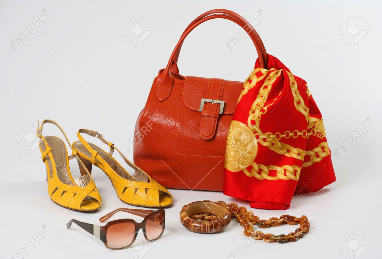 6336cb3f4133 Women Accessories Stock Photo, Picture And Royalty Free Image. Image ...