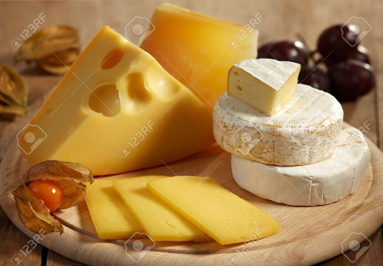 various types of cheese Stock Photo - 8775112