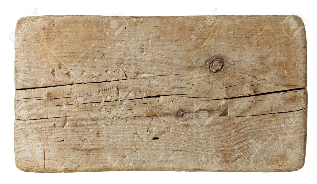 Beau Old Plank Of Wood Stock Photo   12826893