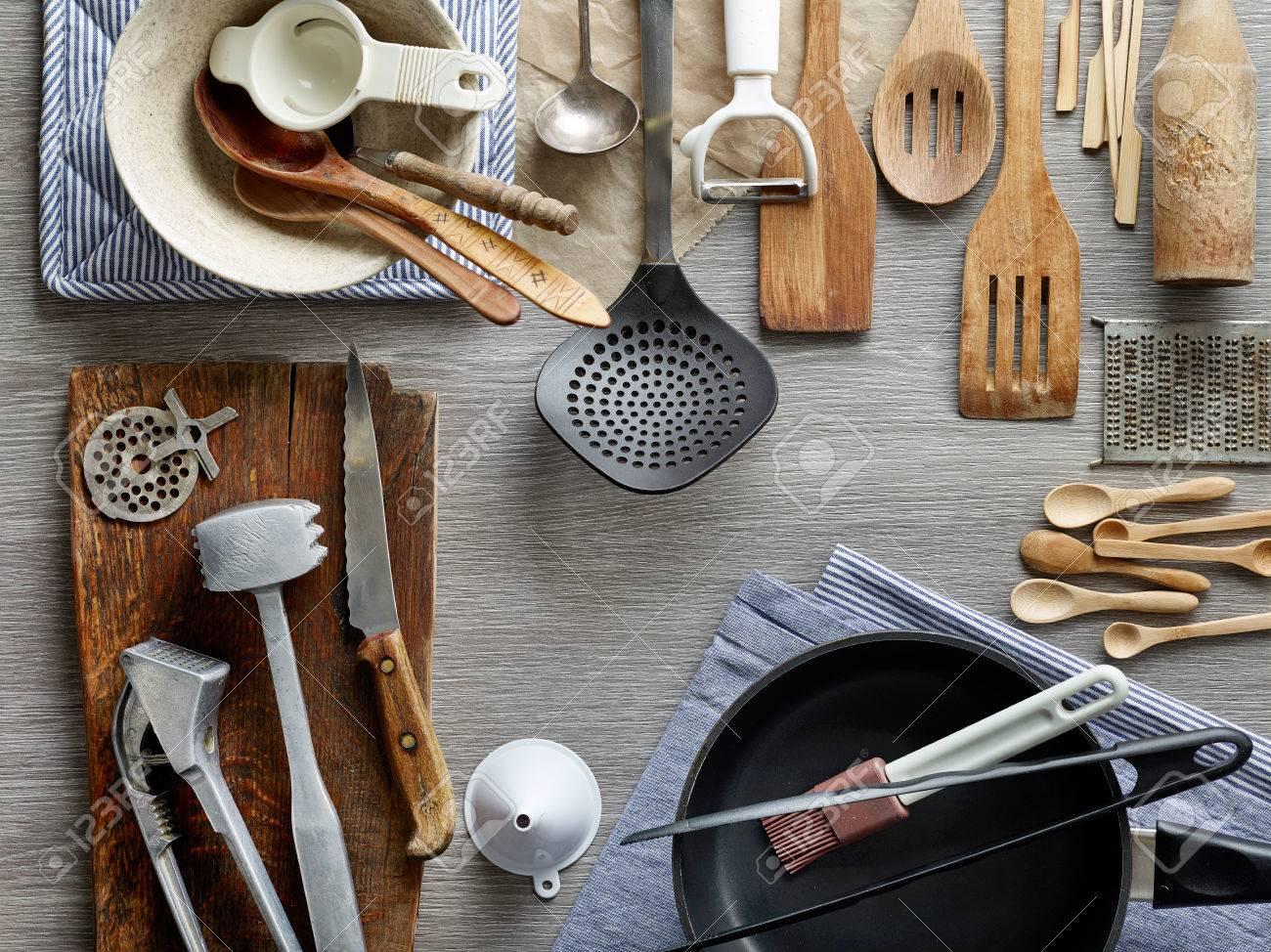 Charmant Küchenutensilien Und Ihre Verwendungen Fotos ...