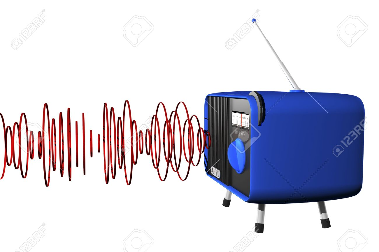 3d illustration of a blue retro radio with circle sound waves 3d illustration of a blue retro radio with circle sound waves stock illustration 7334914 sciox Gallery