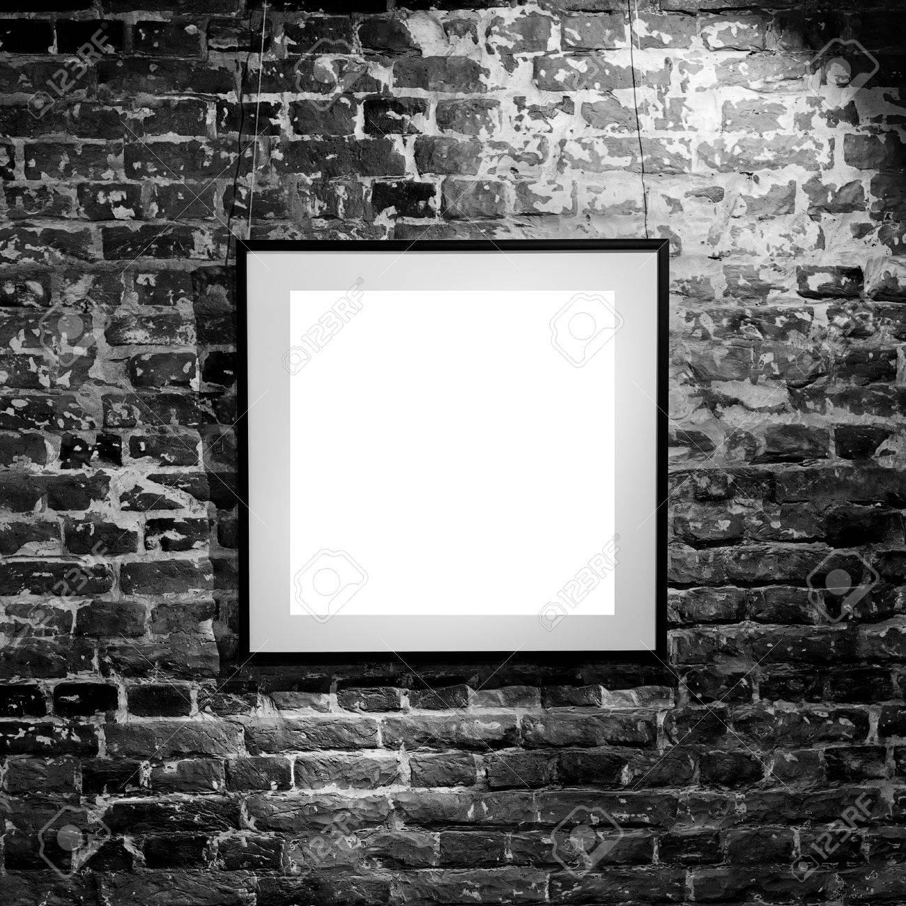 Details about  /Framed Mini Poster Spaced Out Black Wooden Framed Print 35x45cm