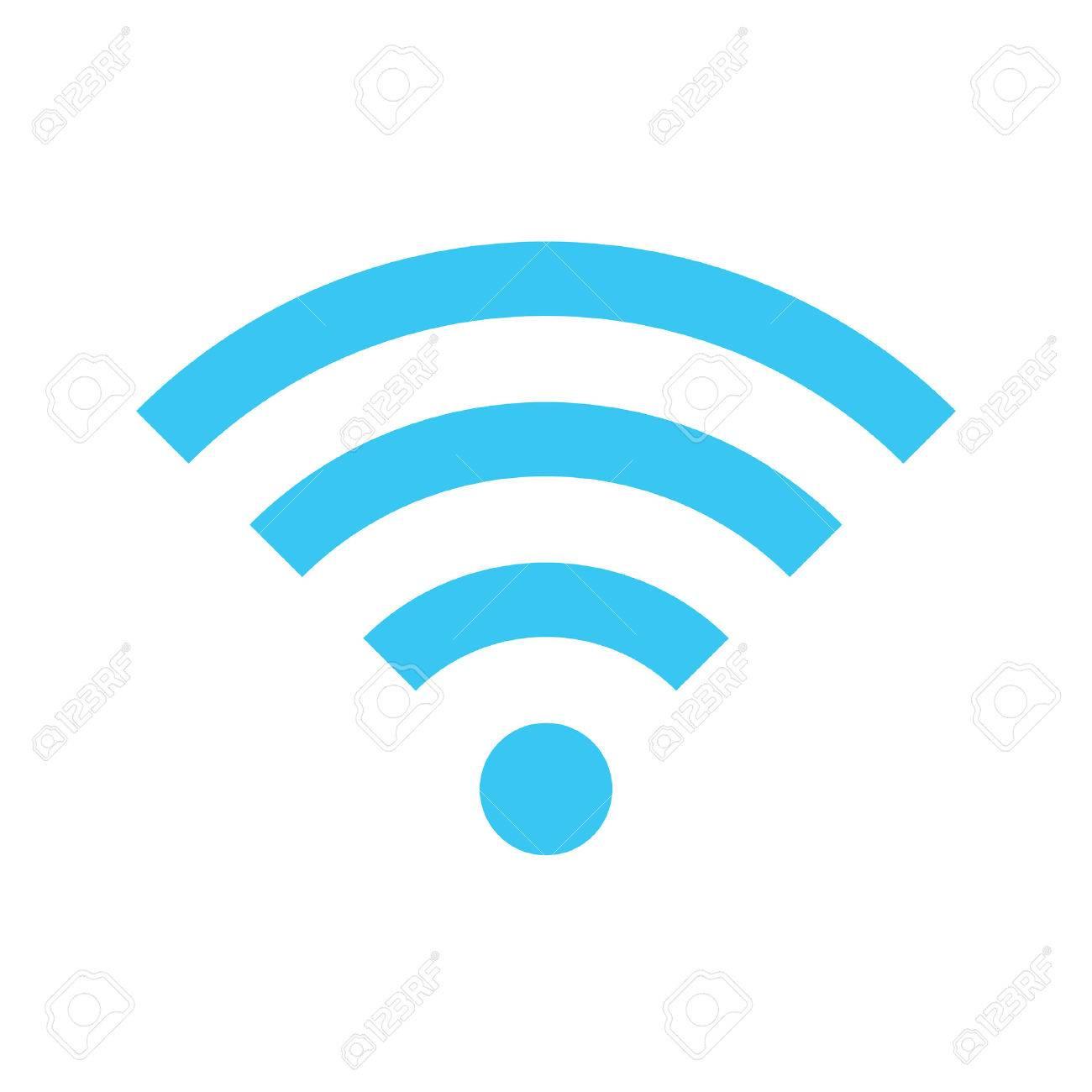 Wireless Network Icon Stock Vector - 22810763