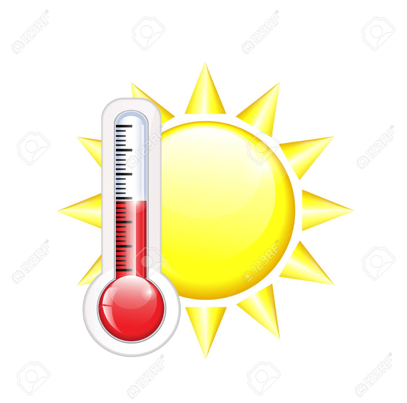 Weather Icon Stock Vector - 22742820
