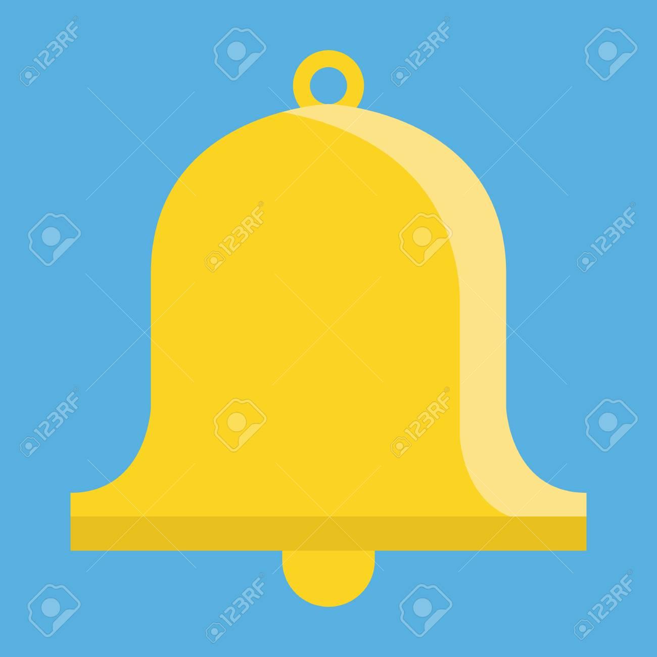 Vector Bell Icon Stock Vector - 26453470