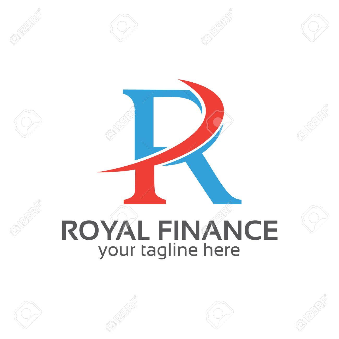 Letter r logo design vector letter r symbol vector in two colors letter r logo design vector letter r symbol vector in two colors simple modern thecheapjerseys Images