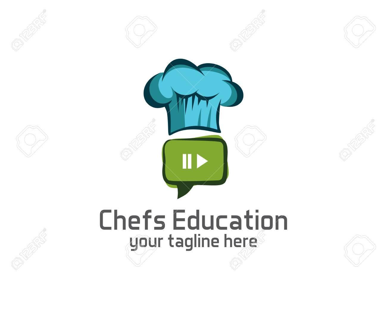 chef logo design vector template chef hat symbol vector cook chef logo design vector template chef hat symbol vector cook design vector simple