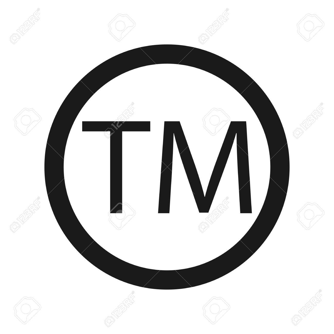 trademark symbol icon tm royalty free cliparts vectors and stock