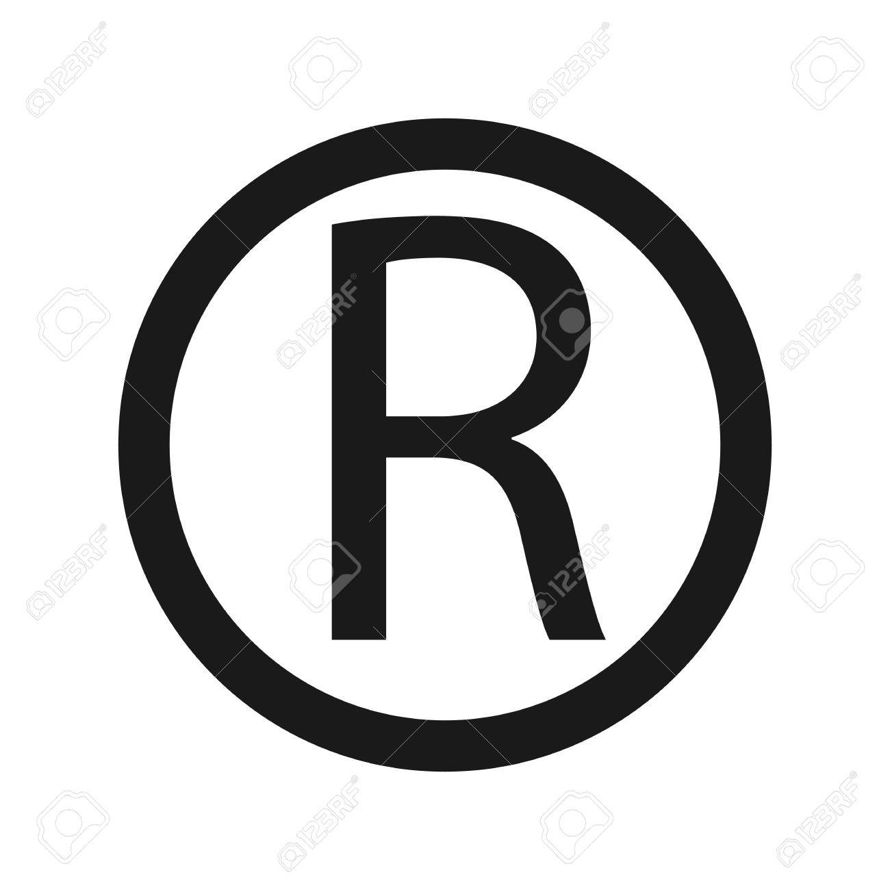 Registered trademark symbol icon letter r royalty free cliparts registered trademark symbol icon letter r stock vector 84873319 biocorpaavc Choice Image