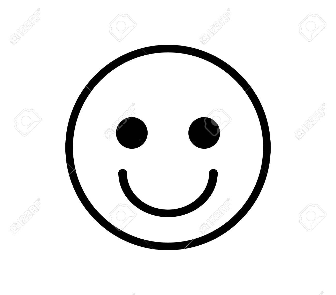 icon smail. smiles icon vector, flat design best vector icon Stock Vector - 82413339