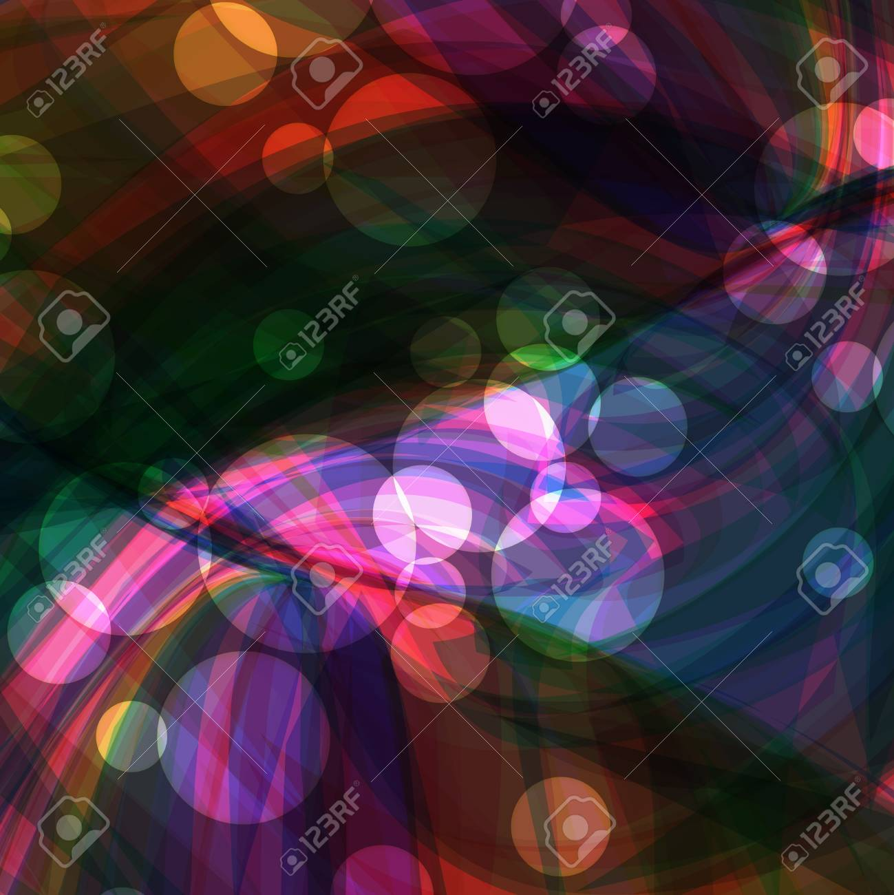 Abstract vector background Stock Vector - 17680811