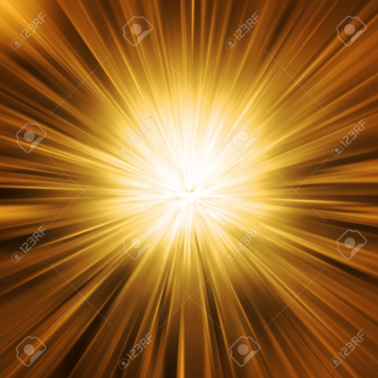 gold rays of light stock photo 7201995