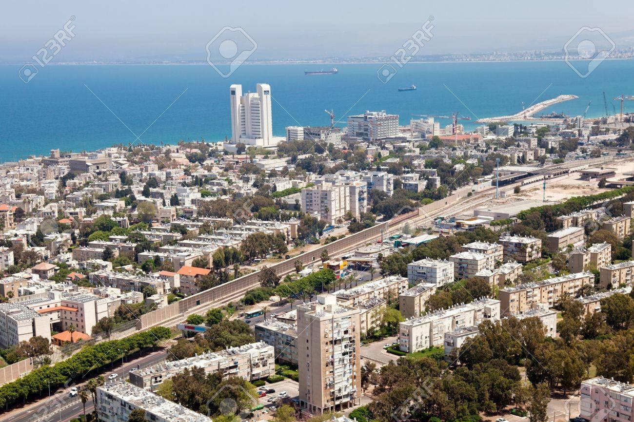View of Haifa, Israel Stock Photo - 13323643