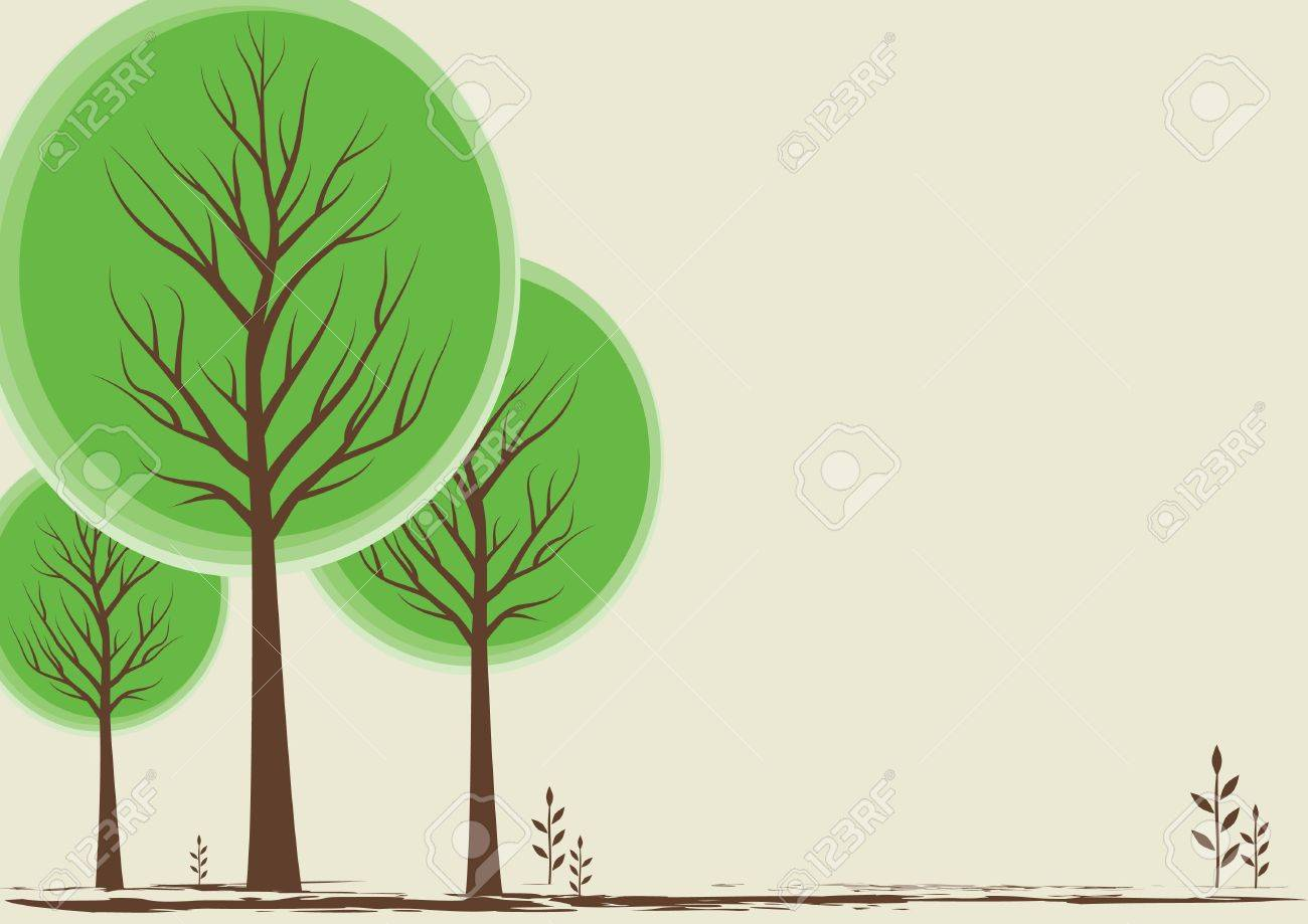 Abstract Trees Royalty Free Cliparts, Vectors, And Stock ...