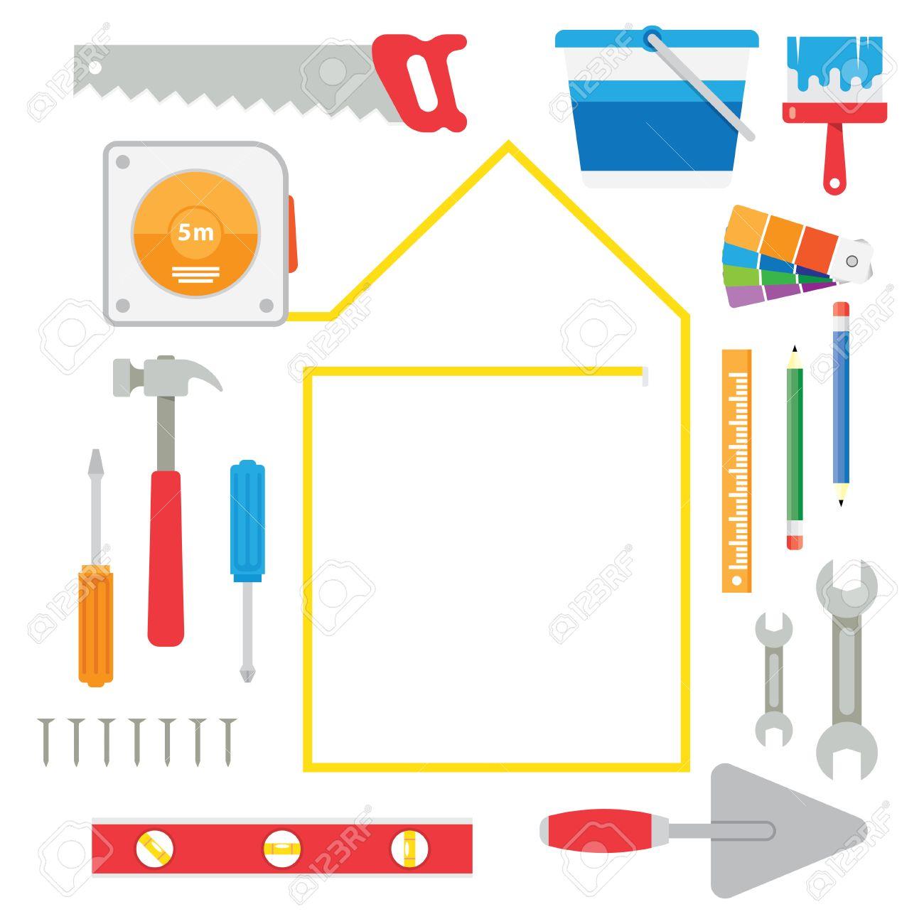 Haus Umbauen Werkzeuge Startseite Reparaturservice Wohnung Stil