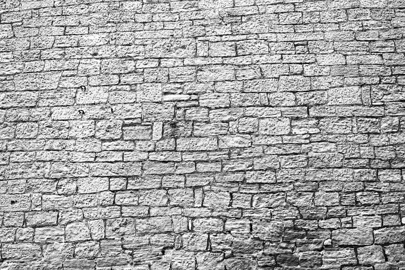Stone wall.Castle wall. Wall tower.The background. - 79395156