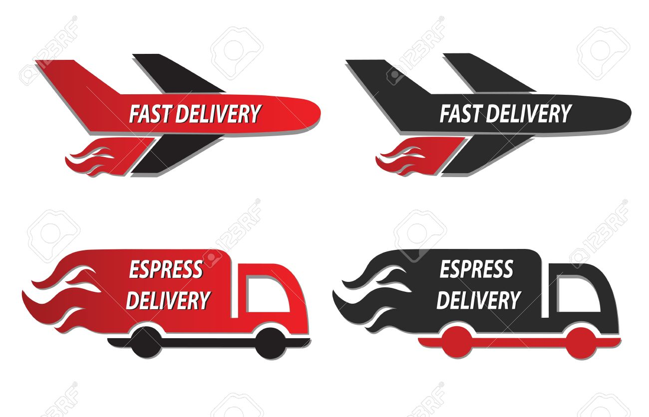 Quick-Delivery Clip Art