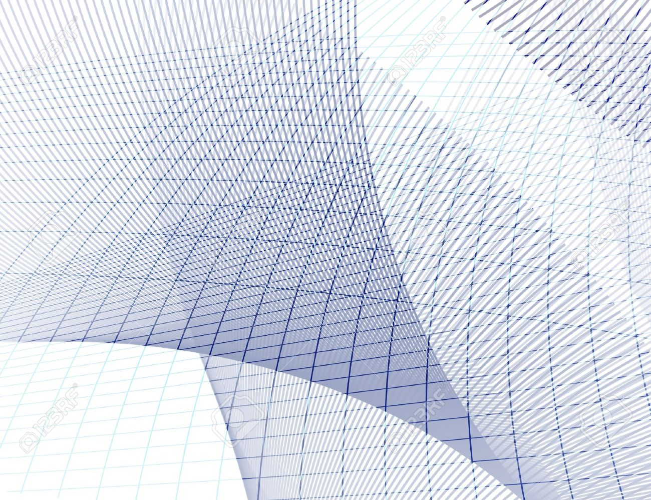 grid texture blue and gray lines on white background stock photo