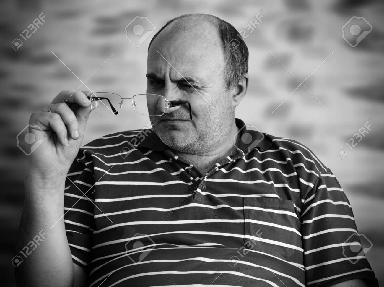 portrait of a man Stock Photo - 18715223