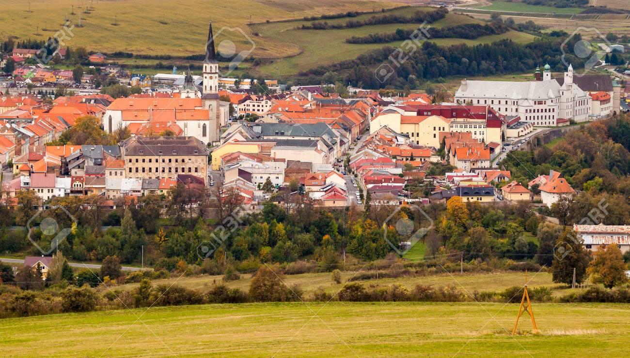 有名な町のレヴォチャ、スロバキア の写真素材・画像素材 Image 23034843.