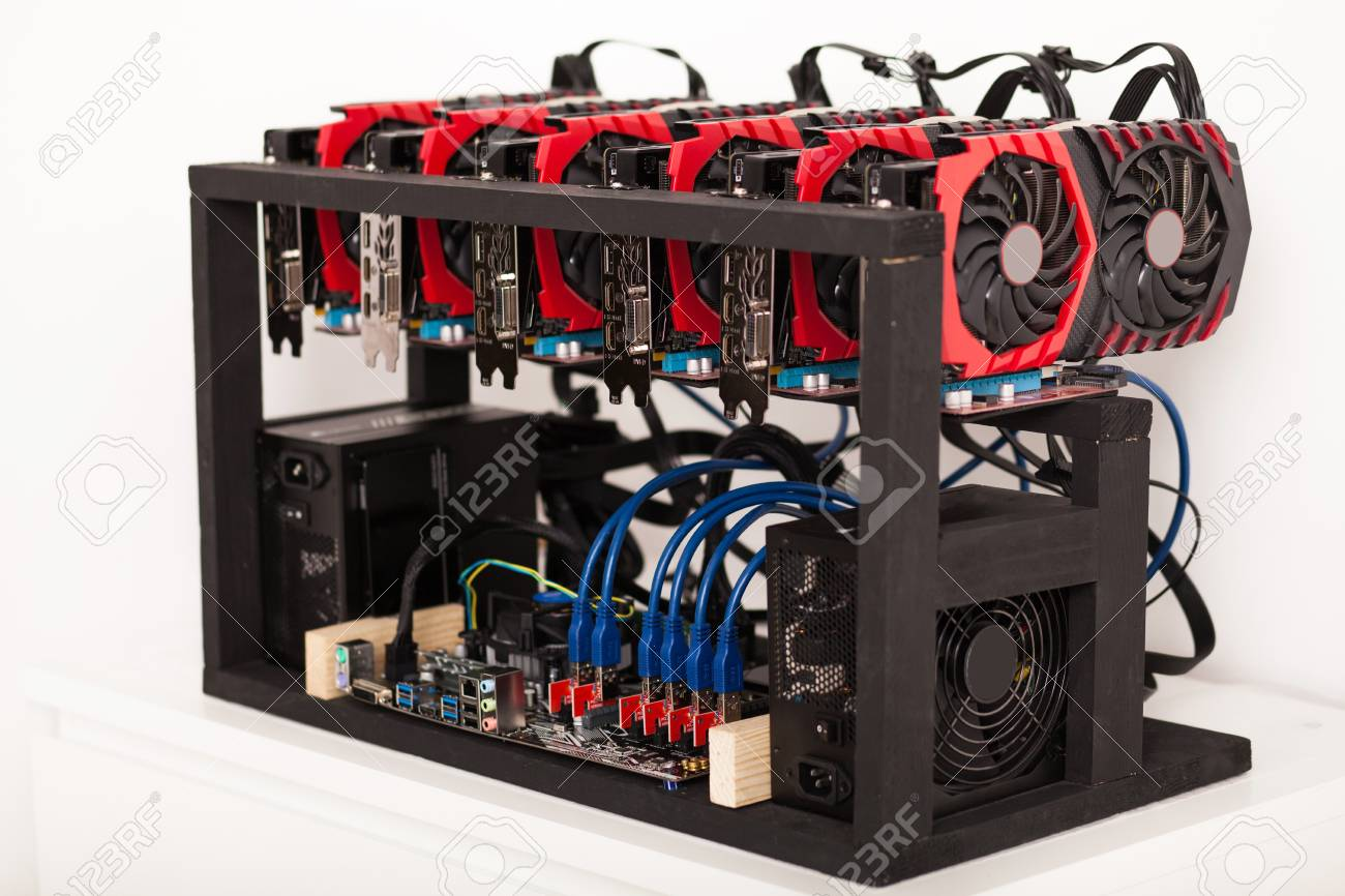 what to do with mining rig
