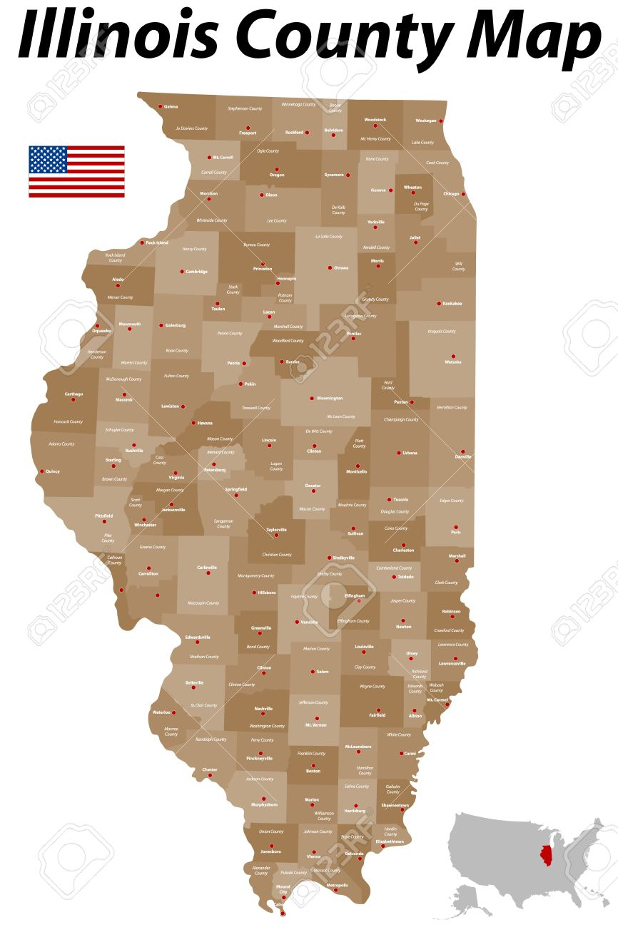 A large, detailed map of the State of Illinois with all counties.. on map of illinois cities, usa road maps with states and cities, illinois and iowa state map, illinois map springfield il, map of tennessee counties and cities, indiana cities, pa cities, midwest map with cities, illinois river map, map of kansas towns and cities, map of maryland counties and cities, chicago and surrounding cities, west virginia map counties and cities, us interstate highway map with cities, illinois map with all cities, rockford illinois map with cities, illinois streator il map, map of europe with capital cities, il state map with cities, map of ca cities,