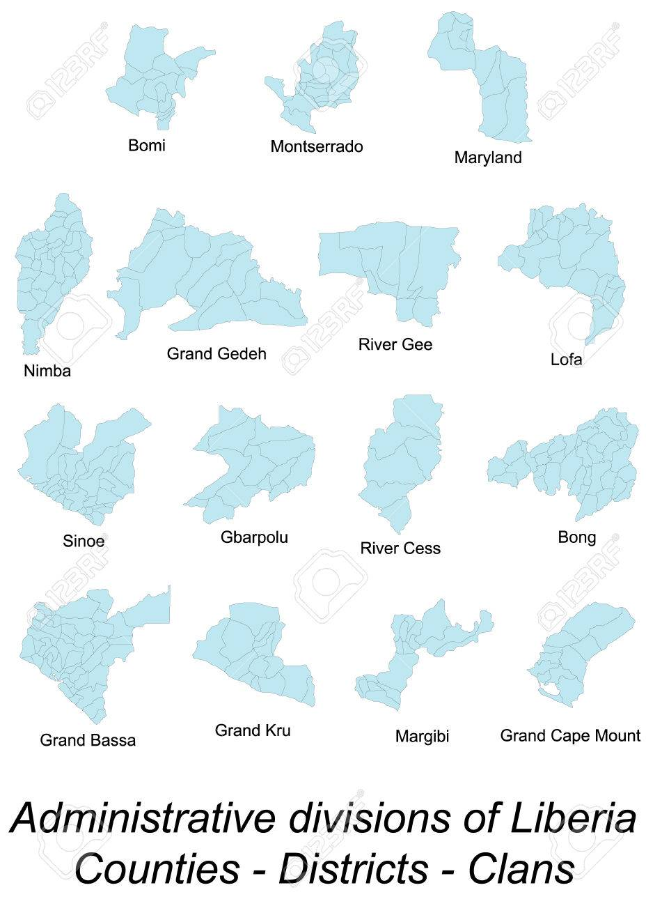 Large And Detailed Maps Of All Local Counties Districts And